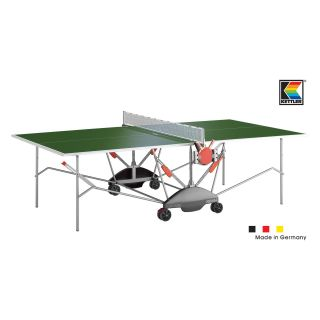 Kettler 5.0 Outdoor Green Table Tennis Table   Table Tennis Tables