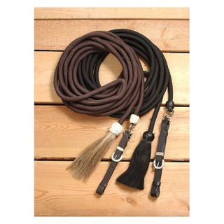 Royal King Braided Mecate Rope Lunge Line   Barn Supplies