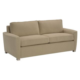 Lazar Harmony Condo Queen Sleeper with Metal Legs   Sofas