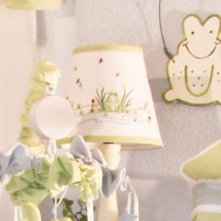 Brandee Danielle Sammy Frog Lampshade   Nursery Decor