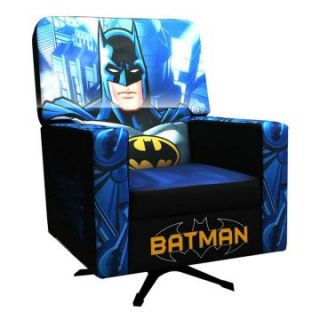 Warner Brothers Batman Animated Classic Hero Kids Gaming Chair   Kids Arm Chairs