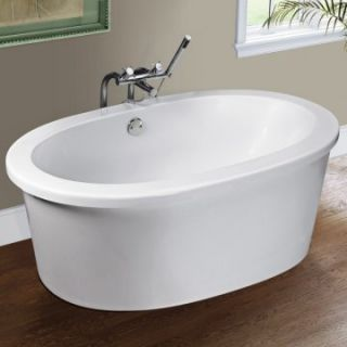 MTI Antigua 60 Inch Freestanding Tub   Freestanding Tubs