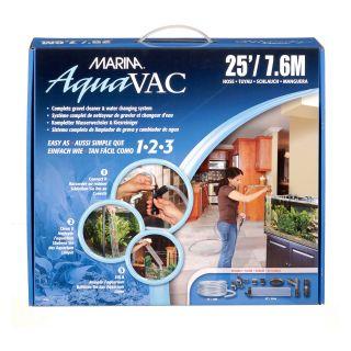 Marina Easy Clean Water Changer 25 ft. Hose   Aquarium Supplies