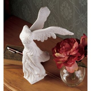 Design Toscano 11 in. Nike of Samothrace Statue   Sculptures & Figurines