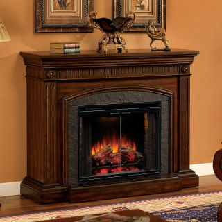 Classic Flame Saranac Electric Fireplace   Electric Fireplaces