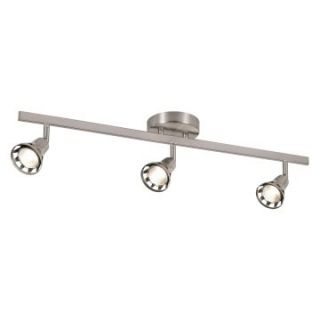 Trans Globe W 493 BN Track Light   Brushed Nickel   4.75W in.   Track Lighting