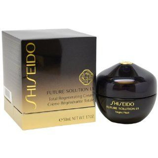 Shiseido Future Solution LX femme/woman, Ultimate Regenerating Serum, 1er Pack (1 x 30 ml): Parfümerie & Kosmetik