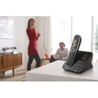 Philips CD6552B/38 DECT Duo ECO schnurloses Telefon mit Elektronik