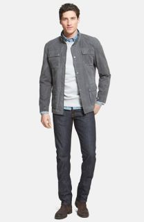 W.R.K Field Jacket & J Brand Slim Fit Jeans