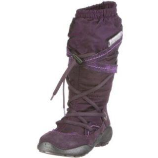 Ecco 720782 Winter Queen Gore WL, M�dchen Stiefel, Violett (night shade/night shade 56033), EU 27: Schuhe & Handtaschen