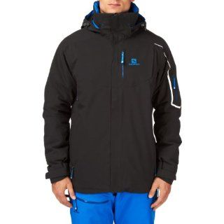 Salomon SPEED JACKET M BLACK: Sport & Freizeit
