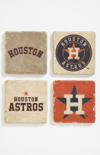 Houston Astros Marble Coasters (Set of 4)