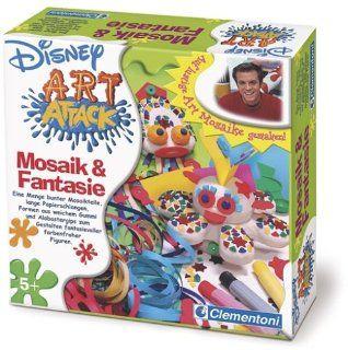 ART ATTACK   Mosaik & Fantasie: Spielzeug