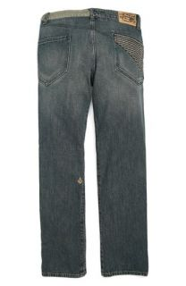 Volcom Nova Weirdo Straight Leg Jeans (Big Boys)