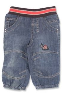 Fixoni Jeans Gr��e 62, Farbe Demin: Bekleidung