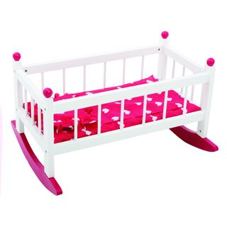 The New York Doll Collection Doll Cradle Furniture & Accessories