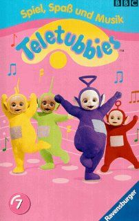 Teletubbies 07: Spiel, Spa� und Musik [VHS]: John Simmit, Nikky Smedley, Lee Pui Fan, Jessica Smith, Mark Heenehan, Andrew McCrorie Shand, Paul Gawith, Vic Finch, Julian Fullalove, Tim Whitnall, Andrew Davenport, Anne Wood, Mary Pyke, Lee Phillips, Niki Ly