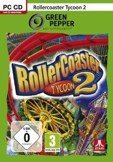 Roller Coaster Tycoon 2 [Green Pepper]: Pc: Games