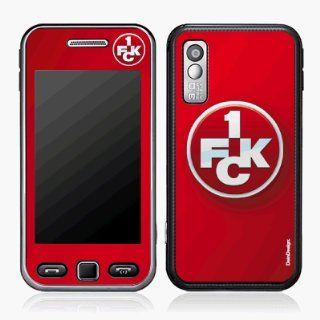Design Skins f?r Samsung S5230   1.FCK Logo Design Elektronik