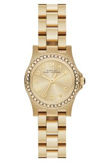 MARC BY MARC JACOBS Henry Dinky Crystal Bracelet Watch, 21mm