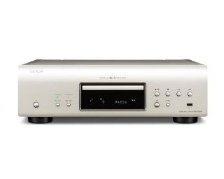 Denon DCD 2020AE High End CD/SACD Player (CD, SACD, USB, 32 Bit Wandler) premium silber: Heimkino, TV & Video