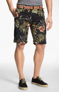 Scotch & Soda Floral Print Chino Shorts