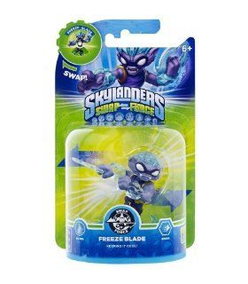 Skylanders Swap Force   Single Character   Swap Force   Freeze Blade: Other Platform: Games