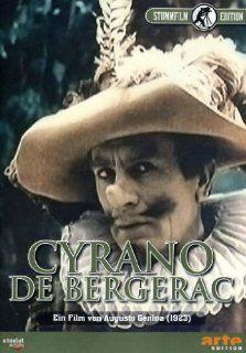 Cyrano de Bergerac Pierre Magnier, Alex Bernard, Umberto Casilini, Linda Moglia, Edmond Rostand, Augusto Genina, Mario Camerini DVD & Blu ray