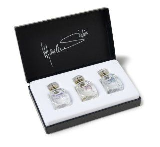 Parfums Grs Hommage Marlene Dietrich Collection femme/woman, Miniature Set My Life 5 ml / My Passion 5 ml / My Dream 5 ml: Parfümerie & Kosmetik