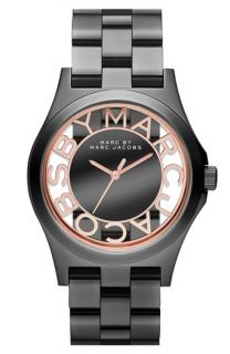 MARC BY MARC JACOBS Henry Skeleton Bracelet Watch