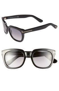 Tom Ford Campbell 53mm Sunglasses