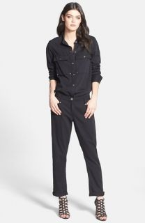 Paige Denim Lexie Jumpsuit (Vintage Black)