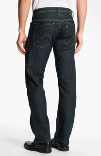 Levis® 514™ Slim Straight Leg Jeans (Rinsed Playa)