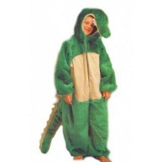 Krokodil Kost�m f�r Kinder Faschingskost�me 110/116: Spielzeug