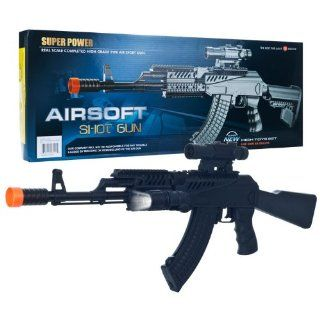 WhetstoneTM M185 A2 Airsoft Rifle: Toys & Games