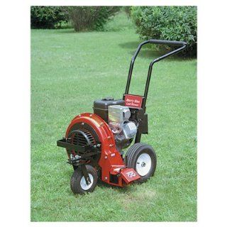 Merry Mac Walk Behind Leaf Blower   250cc, 185 MPH, 1850 CFM, Model# LB1100EZM: Home Improvement