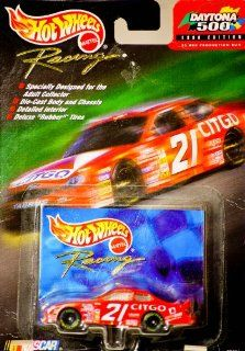 1999   Mattel   Hot Wheels Racing   NASCAR   Elliott Sadler   #21 Citgo Ford Taurus   Daytona 500 Edition   1 of 25,000   New   Out of Production   Limited Edition   Collectible: Toys & Games