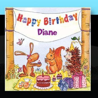 Happy Birthday Diane: Music