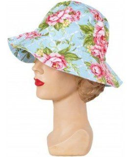 Jessie Steele 755 JS 186 Cottage Kitchen Rose Garden Hat: Health & Personal Care