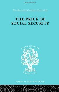 Price Socl Security    Ils 187 (International Library of Sociology) (9780415863742) G. Williams Books
