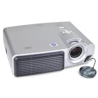 "HP VP6110 Digital Multimedia DLP 29.3"" 187.5"" Display Projector: Electronics"