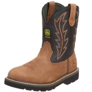 John Deere 1190 Western Boot (Toddler): John Deere: Shoes