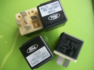 Genuine Ford Mercury foab f0AB 14b192 AA relay OEM: Everything Else