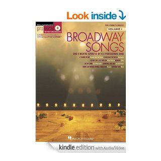Broadway Songs For Female Singers Volume 1 eBook: Various: Kindle Store