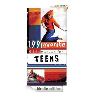 199 Favorite Bible Verses for Teens (199 Bible Verses) eBook: Christian Art Gifts: Kindle Store