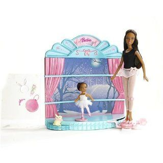 Barbie Dance Teacher Playset (Aa): Toys & Games