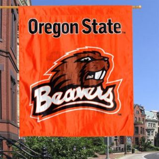 Oregon State Beavers 28 x 40 Double Sided House Flag