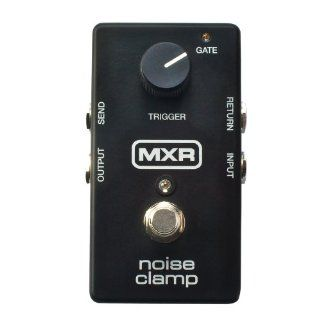 MXR M195 Noise Clamp Noise Reduction Guitar Effects Pedal: Musical Instruments