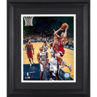 Kirk Hinrich Chicago Bulls Framed Unsigned 8 x 10 Photograph