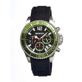 Breed 2404 Genaro Mens Watch, Black BRD2404: Breed: Watches